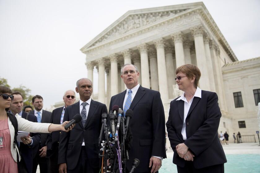 Supreme Court hears case of ABC vs. Aereo Inc.