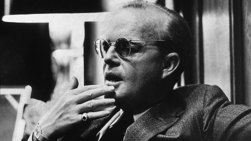 Truman Capote in 1969.