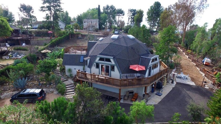 Geodesic Dome Homes For Sale Around Southern California