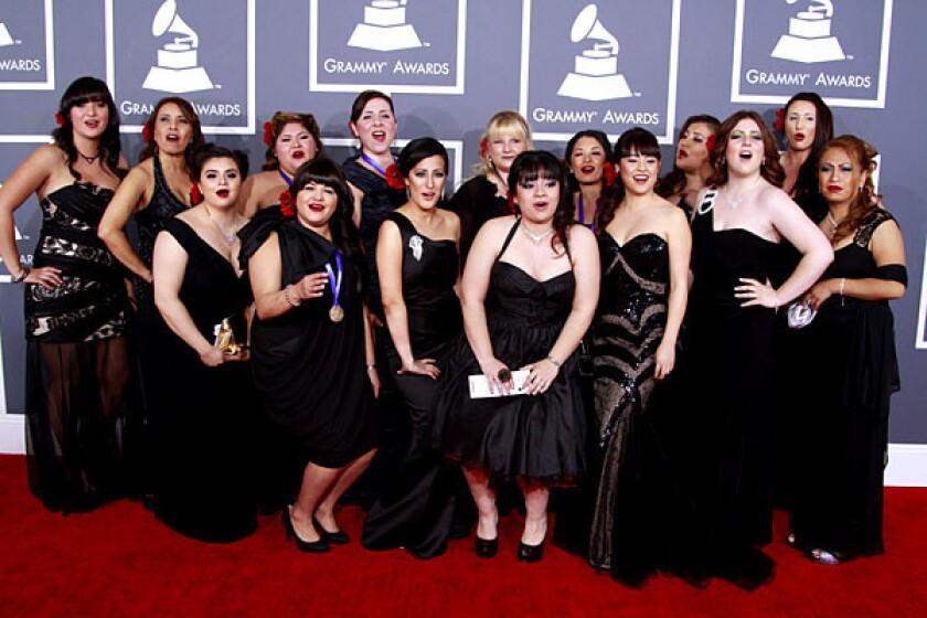 Grammys 2013 arrivals