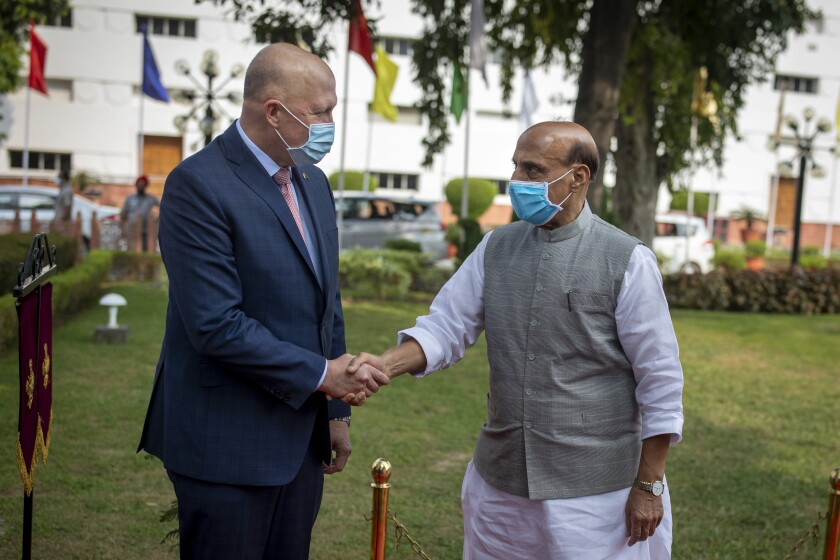 India seeks Aust investment in defence   The Kimberley Echo