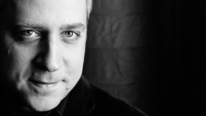 La Jolla Music Society's piano series closes with Jeremy Denk.