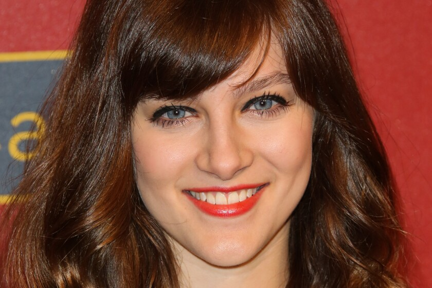 """Aubrey Peeples has been cast in the lead role of """"Jem and the Holograms."""""""