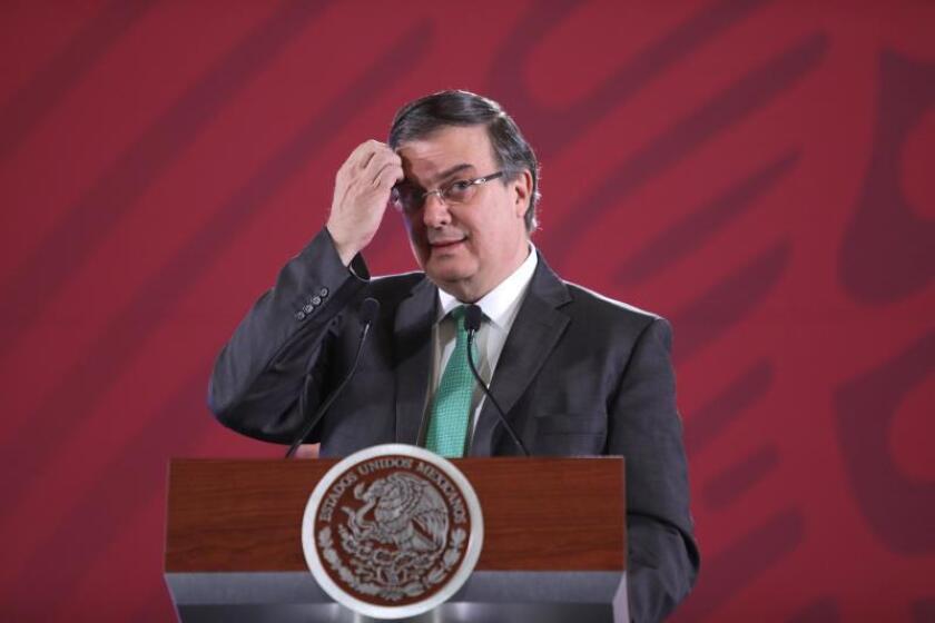 México aplaude creación de una fuerza especial antiterrorista en Texas (EEUU)