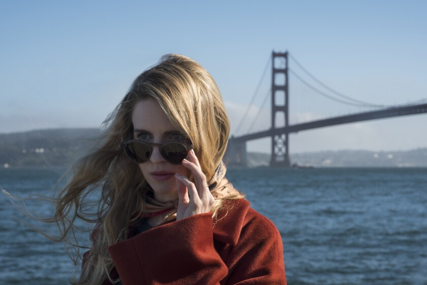 "Brit Marling returns in a second season of the mystery drama ""The OA"" on Netflix."