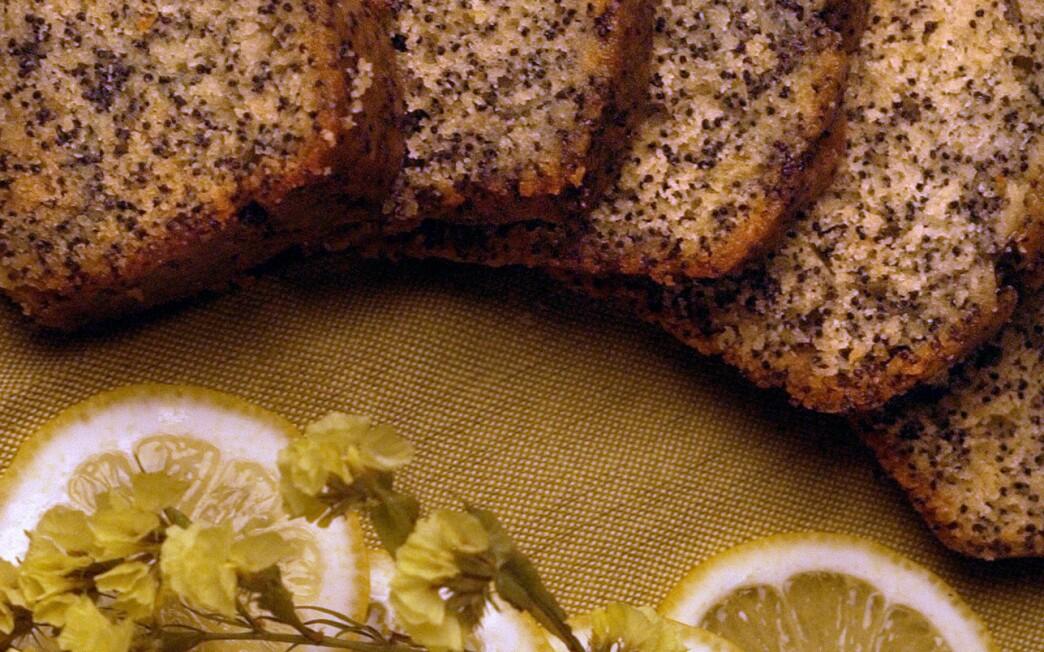 City Restaurant Poppy Seed Cake