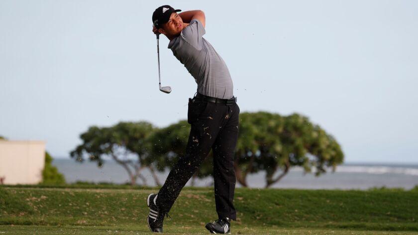 PGA: Sony Open in Hawaii - Third Round