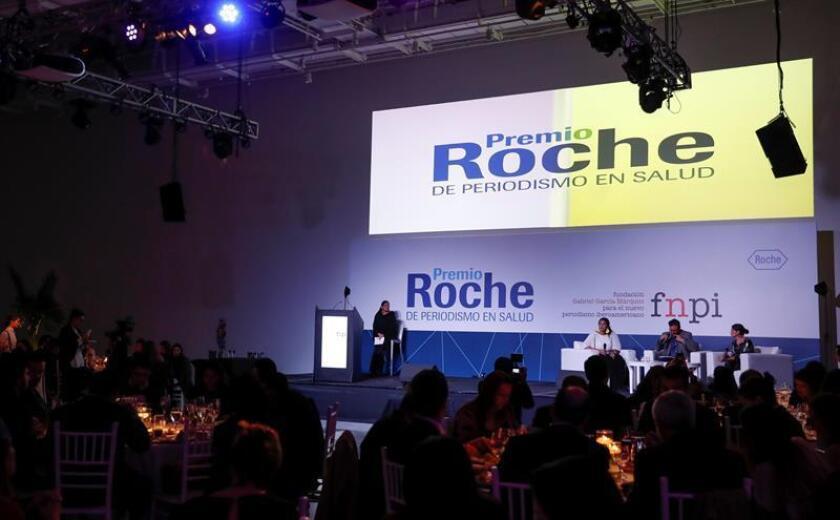 La sexta edición del Premio Roche de Periodismo en Salud se centrará en las mejores coberturas periodísticas de radio e internet, según anunció la Fundación Gabriel García Márquez para el Nuevo Periodismo Iberoamericano (FNPI). EFE/ARCHIVO
