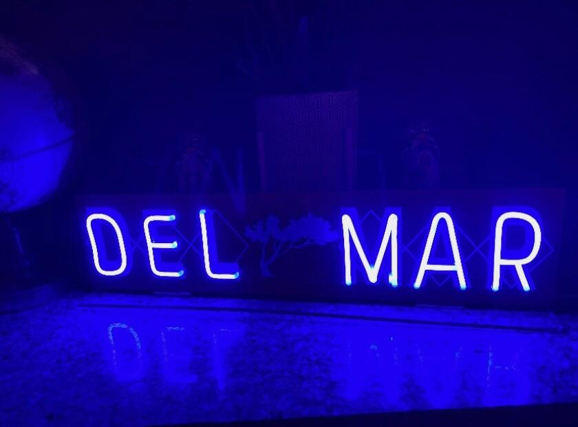 Category6LED developed a Del Mar sign.