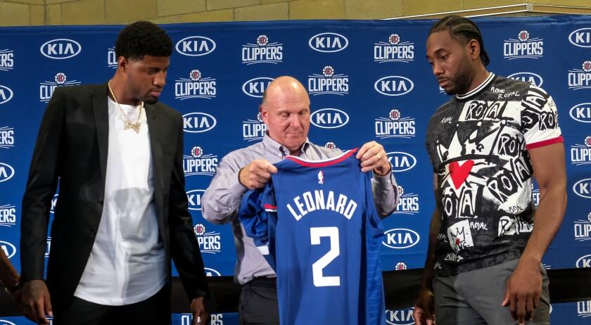 Steve Ballmer S Clippers Vision Includes A Potential Name
