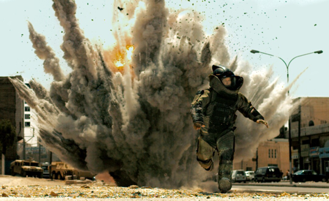 'The Hurt Locker'