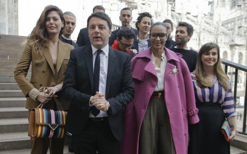Gucci Roberto Cavalli Headline Day 1 Of Milan Fashion Week The San Diego Union Tribune
