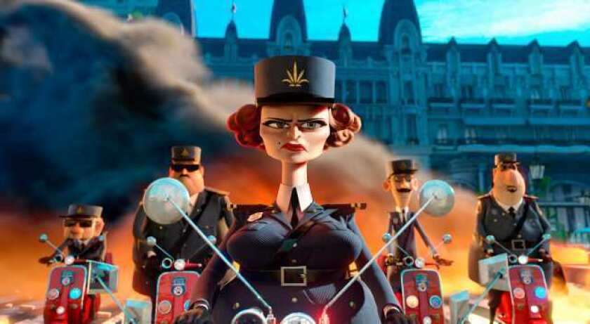 DreamWorks Animation licenses characters for Russia theme