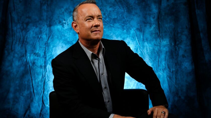 Academy Award winning actor Tom Hanks is proud of the Academy's progress.