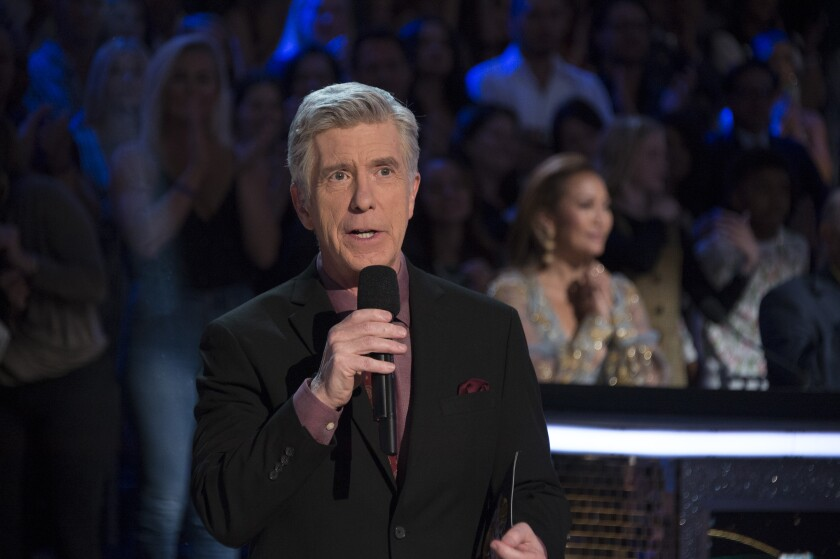 """""""Dancing with the Stars"""" host Tom Bergeron"""