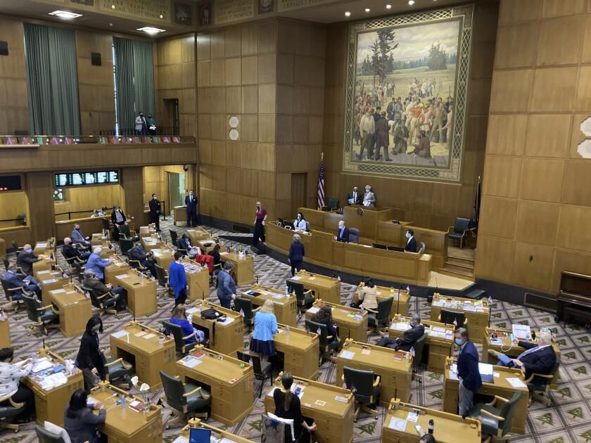 Oregon House of Representatives