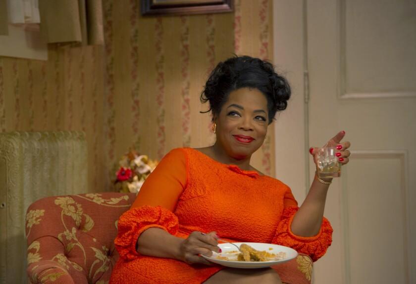 "Oprah Winfrey in ""Lee Daniels' The Butler."""
