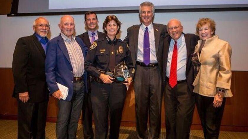 Lasting Legacy & Inspirational Awards honorees