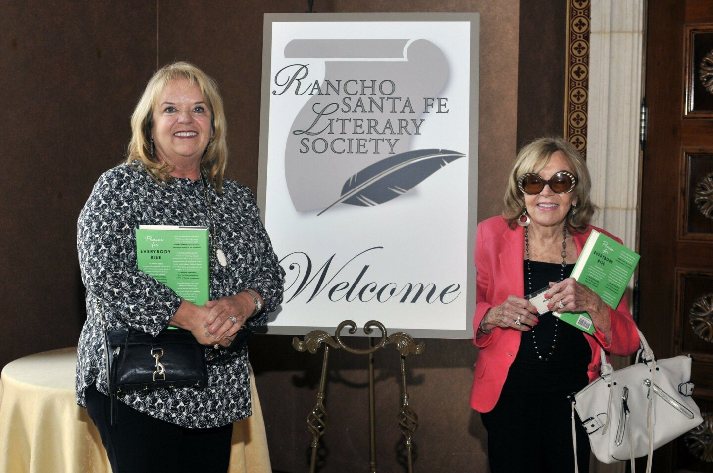 RSF Literary Society luncheon