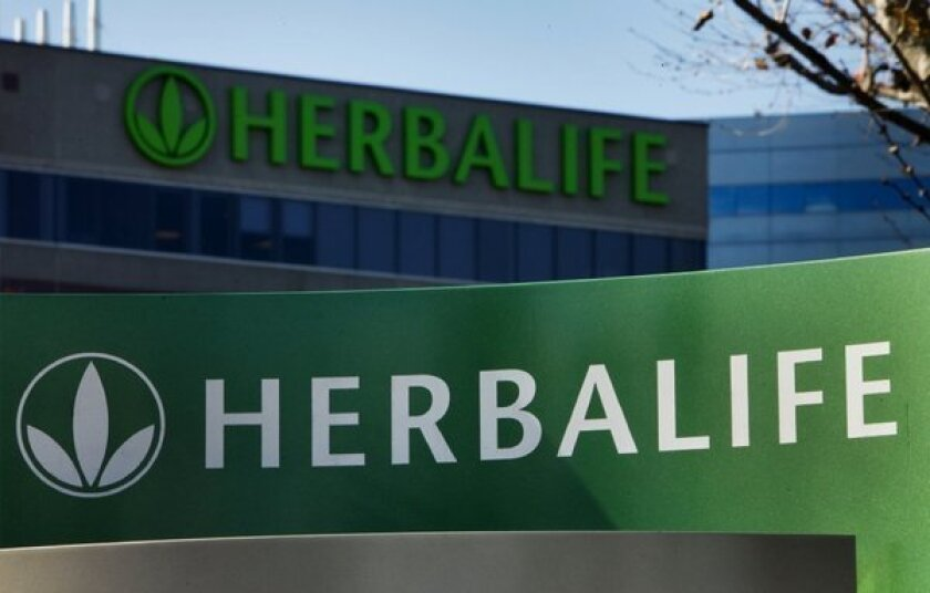 Consumer group urges FTC to investigate Herbalife