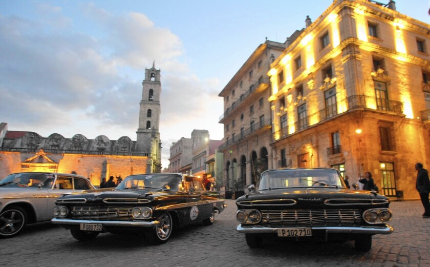 Presentation of book 'Havana, Cars and Architecture'