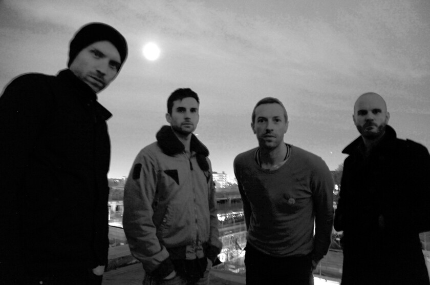 Listen: Coldplay releases new single 'Magic,' from album due May 19
