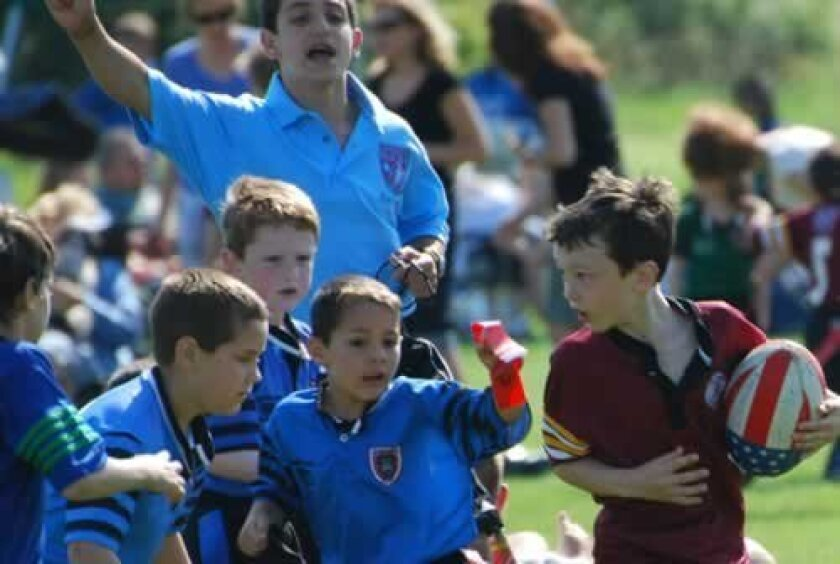 La Jolla Youth Rugby is open for online registration for players between ages 7-14 at lajollarugby.com (Courtesy Photo)