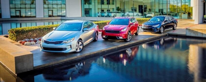 El auto show de Chicago estuvo cargado de nuevos vehículos y muchas sorpresas, como las que trajo Kia.