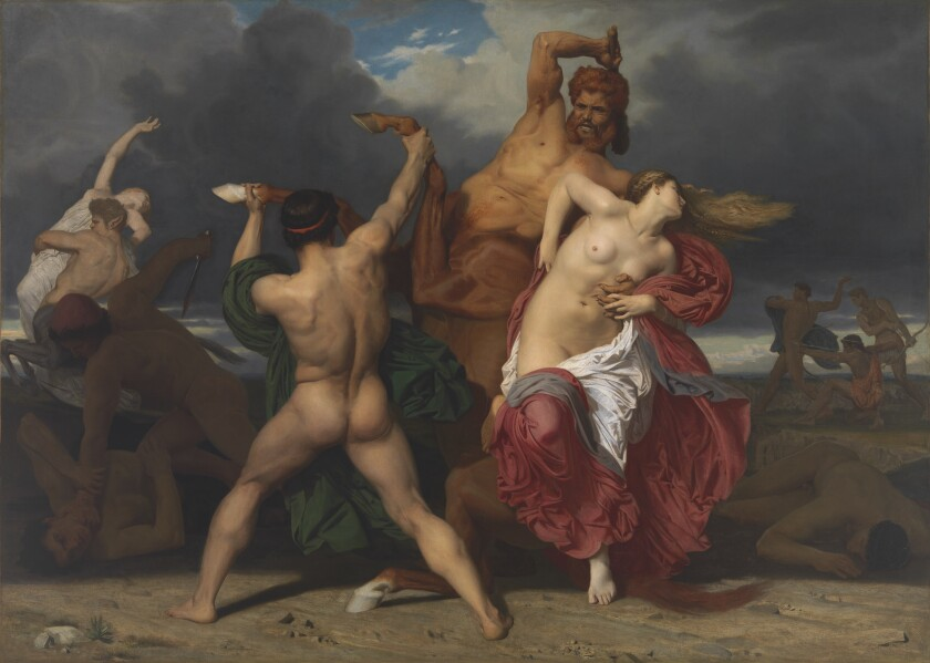 Virginia, Battle of the Centaurs and Lapiths.jpg