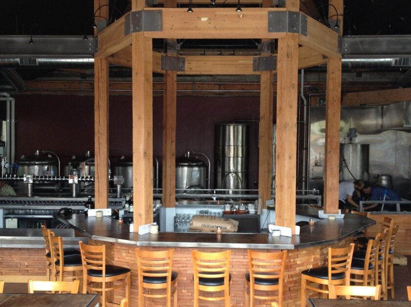 The newly opened Hillcrest Brewing Co. will cater to San Diego's gay community.