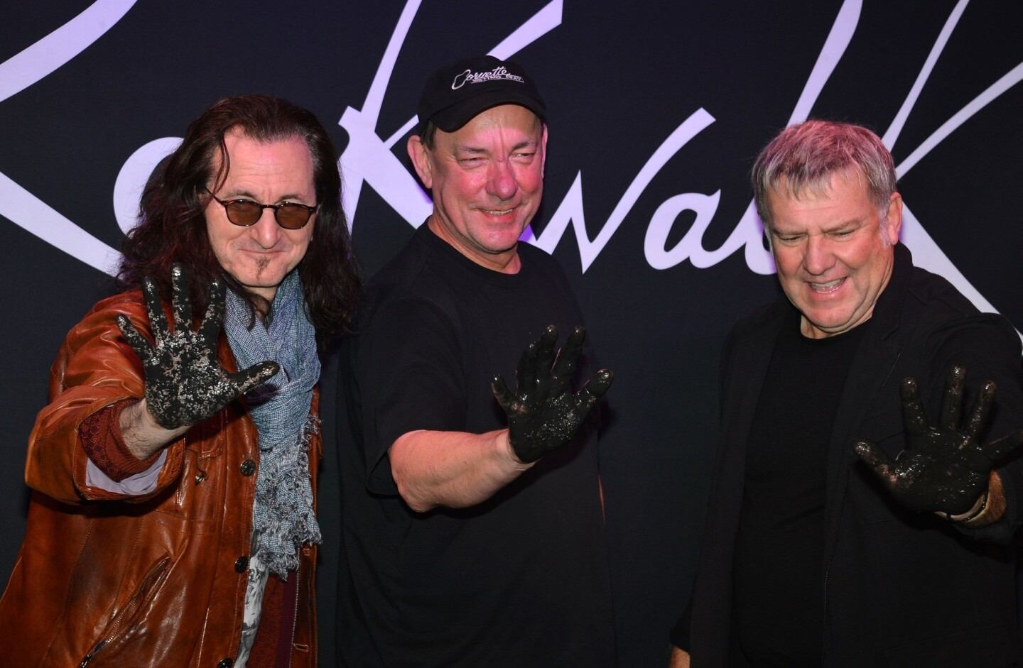 """Geddy Lee, Neil Peart and Alex Lifeson of Rush, whose hits include """"New World Man"""" and """"Show Don't Tell."""""""