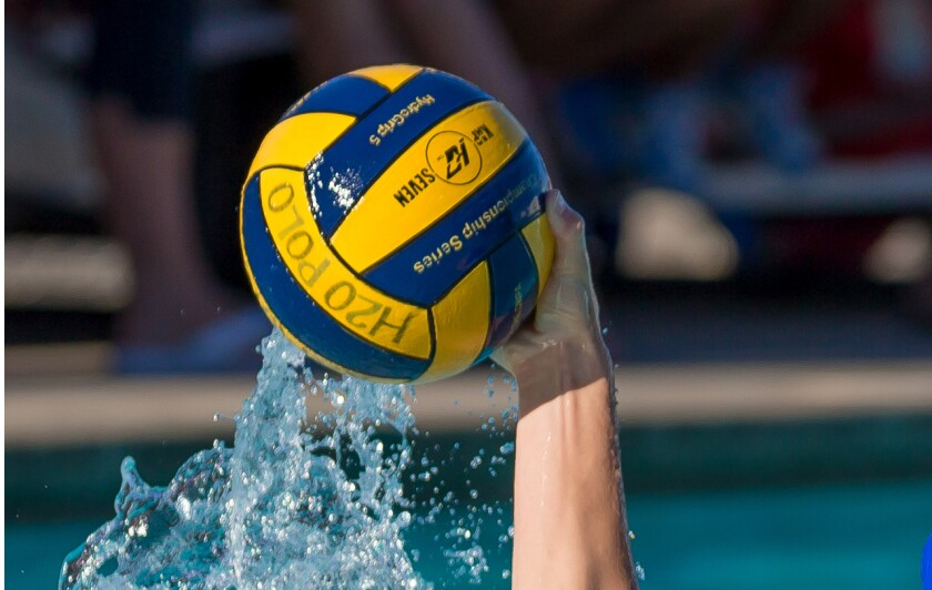Four Ramona High School water polo players receive honors.