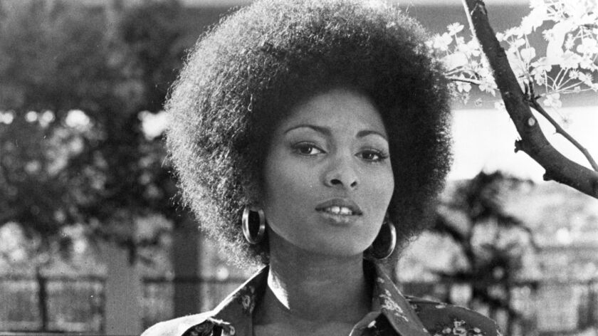 Pam Grier, one of the most exciting young actresses in films today, has the title role in American I