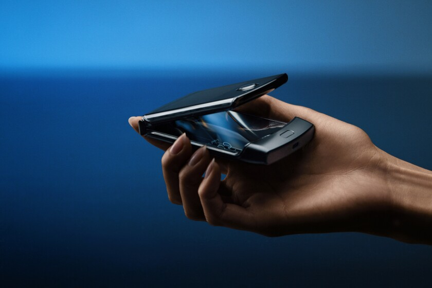 Motorola Foldable Phone