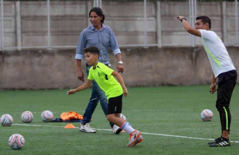 Arranca en P.Rico la primera academia de fútbol organizada por el Villarreal
