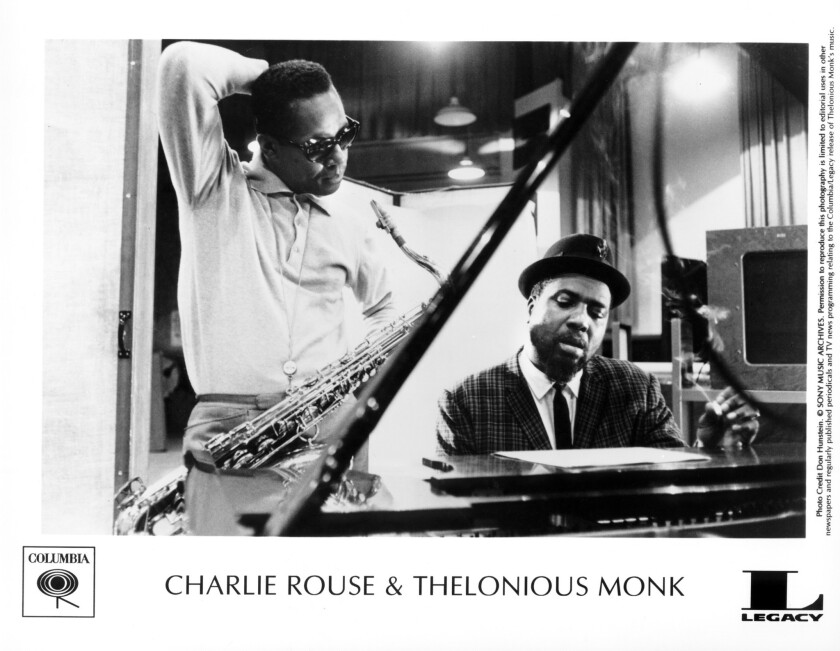 From the Archives: Jazz Great Thelonious Monk Dies - Los Angeles Times