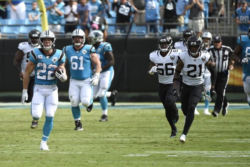 Jaguars Panthers Football