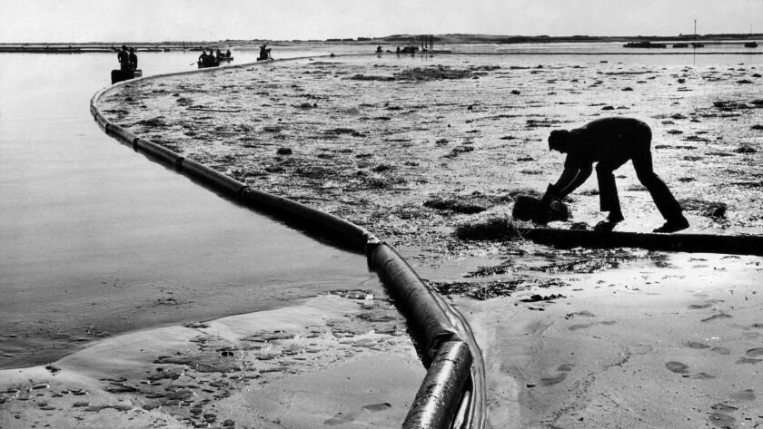 The environmental disaster that changed California — and