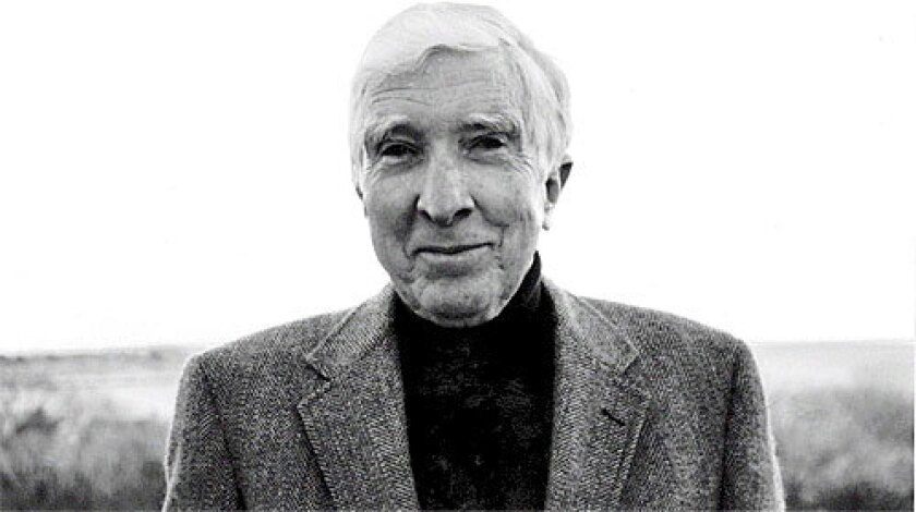 "Among many other literary awards, Updike won Pulitzer Prizes for ""Rabbit Is Rich"" and ""Rabbit at Rest."""