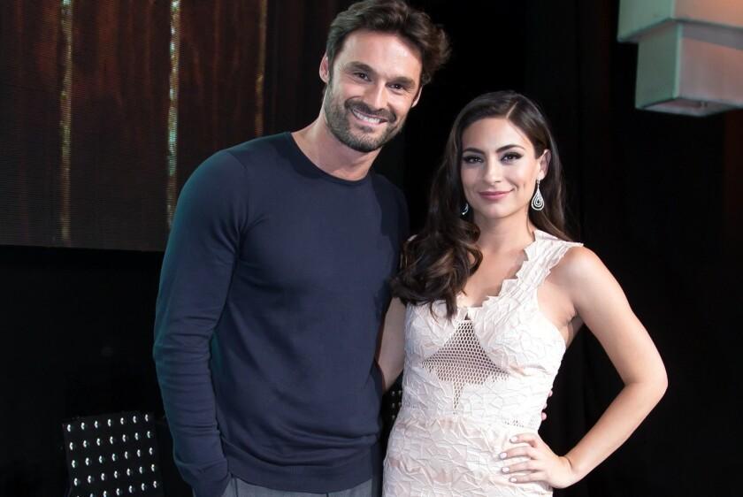 Ana Brenda e Ivan Sánchez