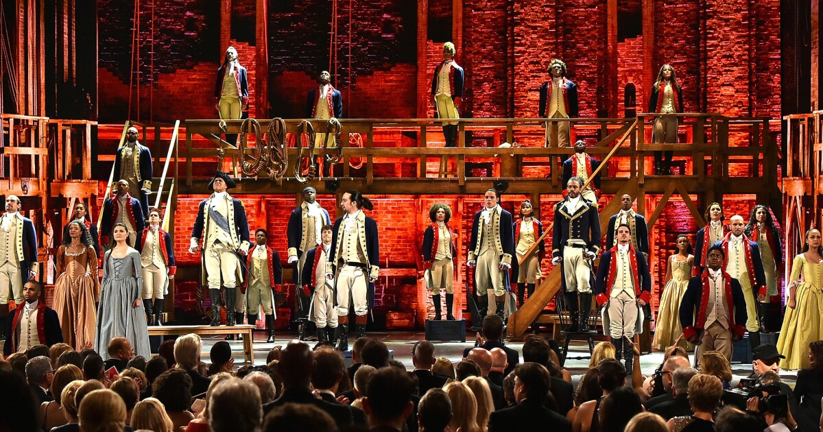 'Hamilton' movie renews scrutiny with #CancelHamilton debate