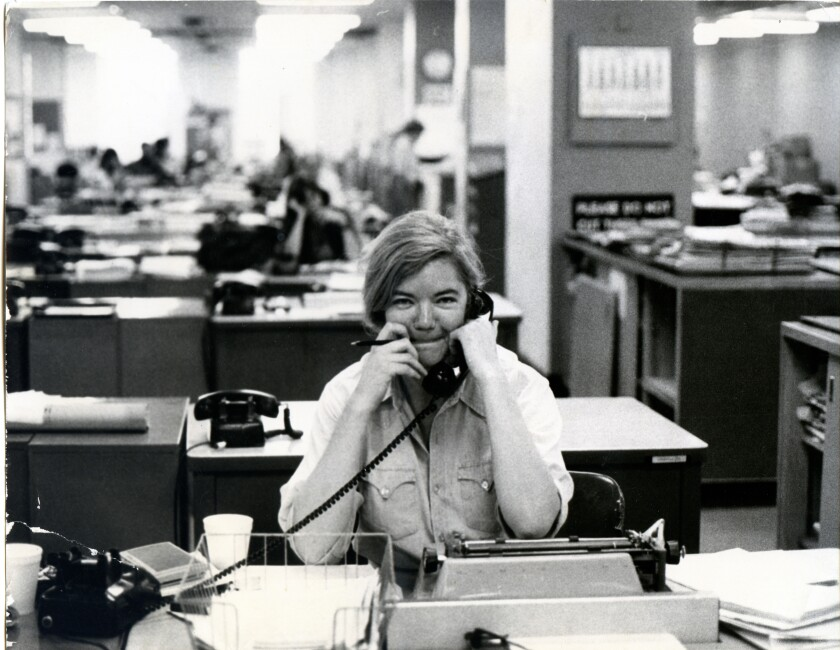 'Raise Hell: Te Life and Times of Molly Ivins'