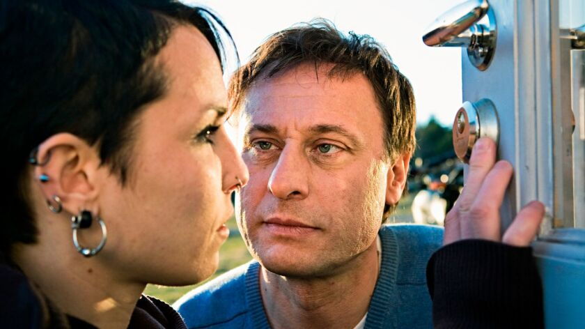 """Michael Nyqvist and Noomi Rapace in the 2009 Swedish version of """"The Girl With the Dragon Tattoo."""""""