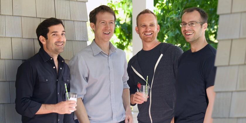 ZipRecruiter founders