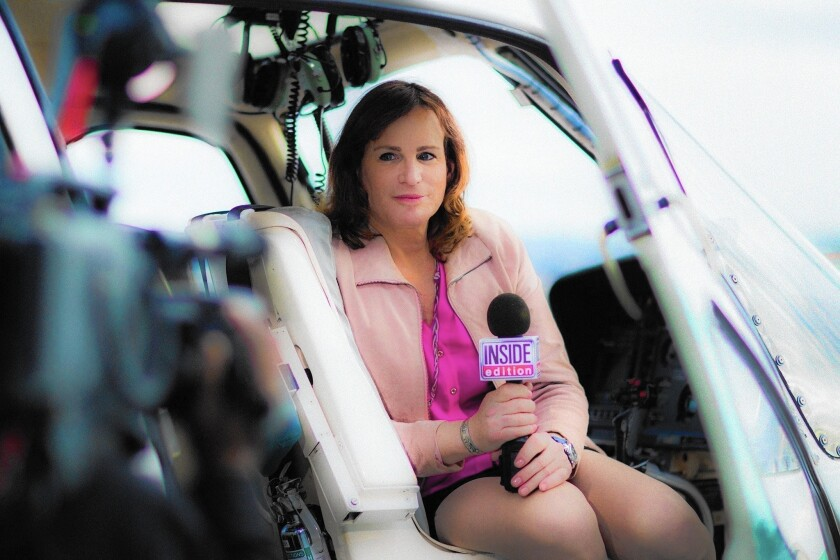 Zoey Tur is making her way back into the news business after sex reassignment surgery. She earlier made a name as airborne reporter Robert Tur.