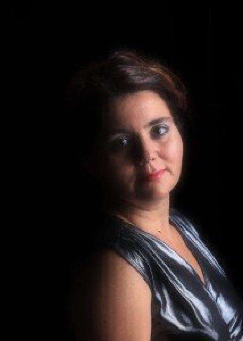 Maja Markovic, lyric soprano