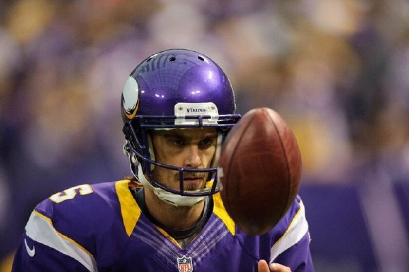 Chris Kluwe was released by the Vikings on Monday.