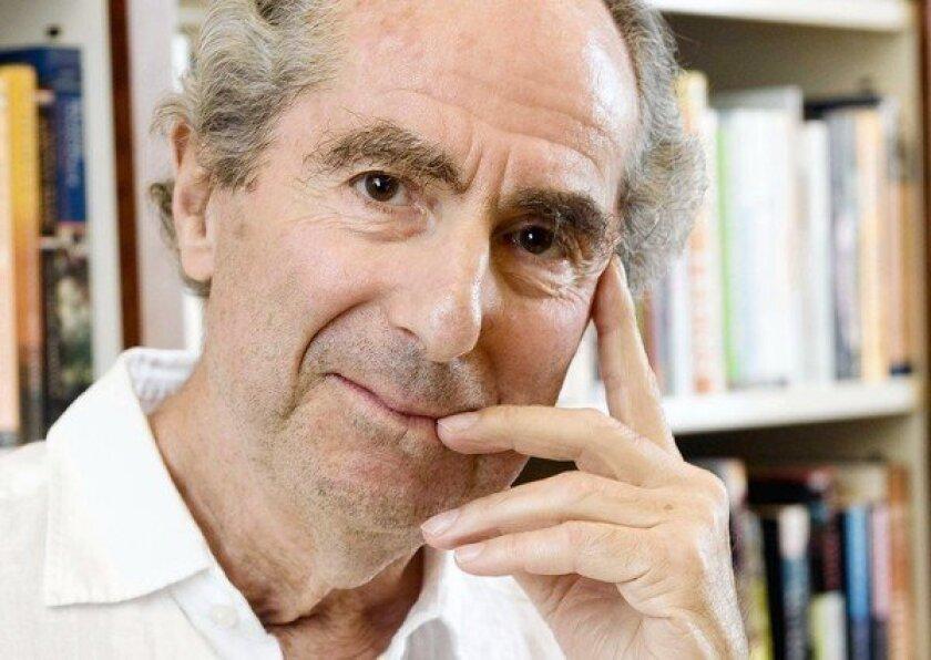 Philip Roth in Pasadena (sort of) talks career and retirement