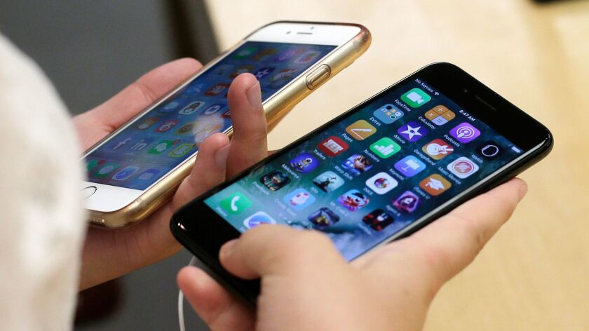 Were the raw materials in your iPhone mined by children in