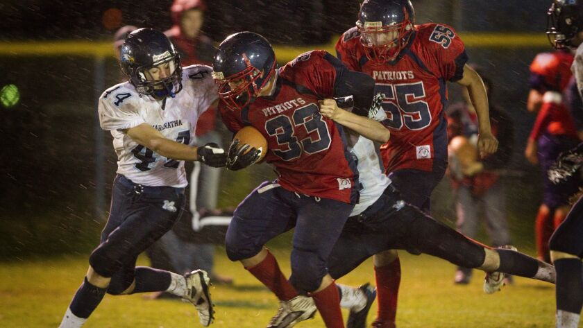 The Ocean View Christian Patriots will be tested in the Citrus League.